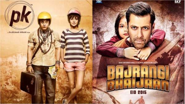 Bajrangi Bhaijaan Most Watched Film, Beat PK