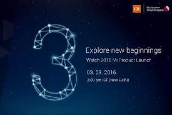 Xiaomi Redmi Note 3 Launch Live Streaming