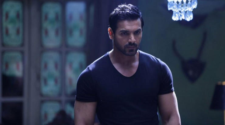 Rocky Handsome 1st Day Collection Friday RH Opening Box Office