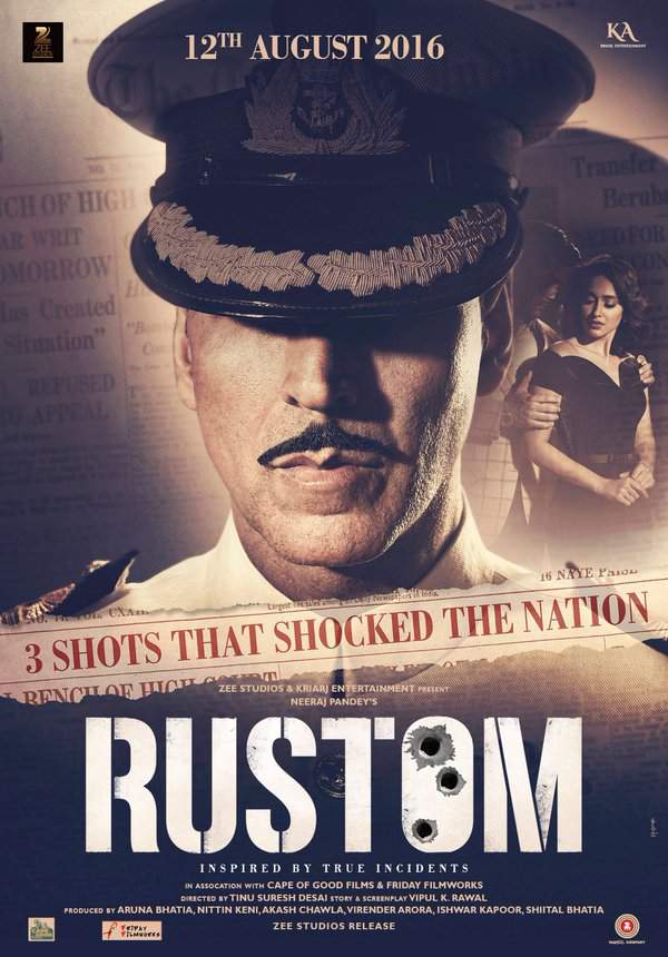 Rustom 5th day collection and tuesday box office report, rustom collection, rustom, rustom earnings