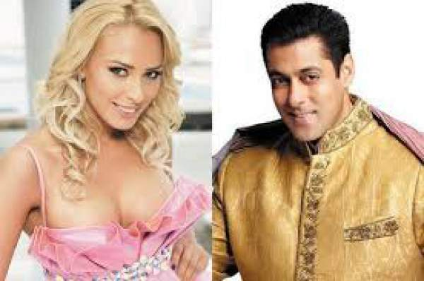 Salman Khan Parties With Iulia Vantur
