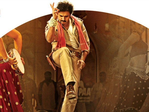 Sardaar Gabbar Singh Collections