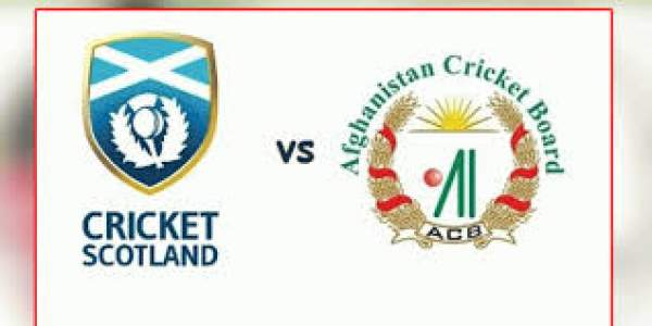 Scotland vs Afghanistan ICC T20 WC 2016 Live Streaming