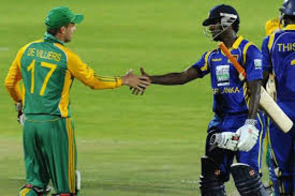 Sri Lanka vs South Africa World T20 Live Streaming