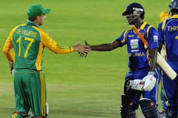 South Africa vs Sri Lanka Live Streaming