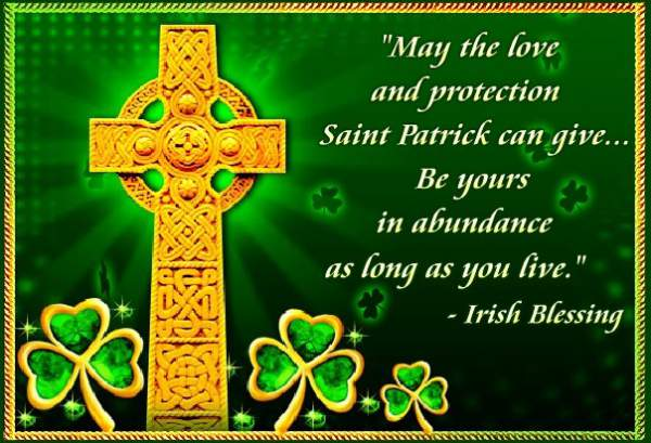 St. Patrick's Day 2016 Quotes, Sayings, Blessings, Messages, Phrases