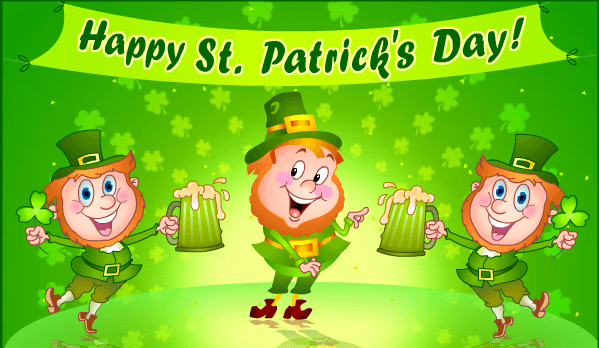 St Patrick Day 2019 Quotes, Sayings, Blessings, Messages, Phrases