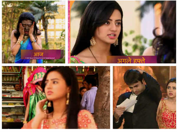 Swaragini 28th March 2016