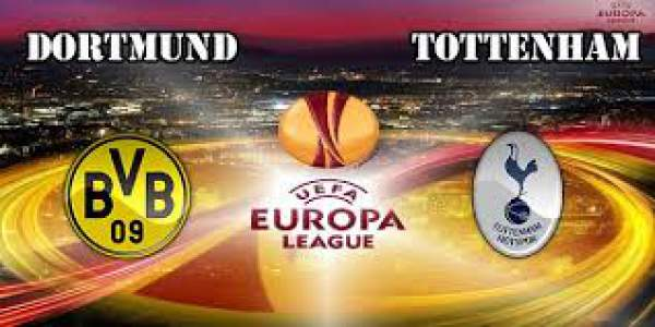 Tottenham vs Borussia Dortmund Europa League 2016 Live Streaming