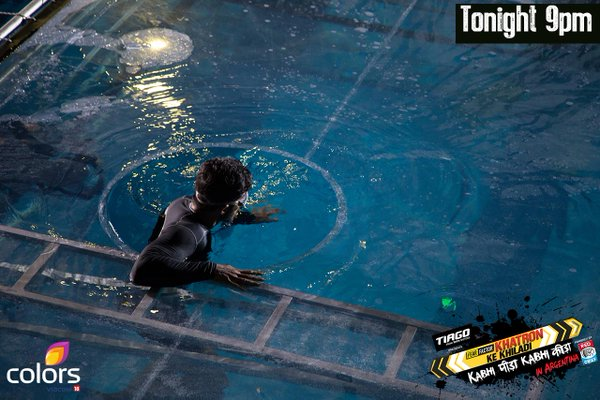 water stunt khatron ke khiladi
