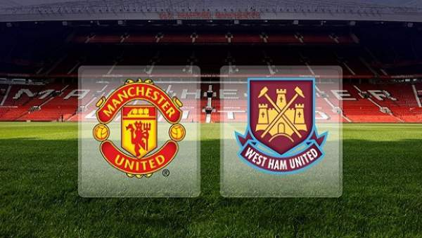 Manchester United vs West Ham Live Streaming