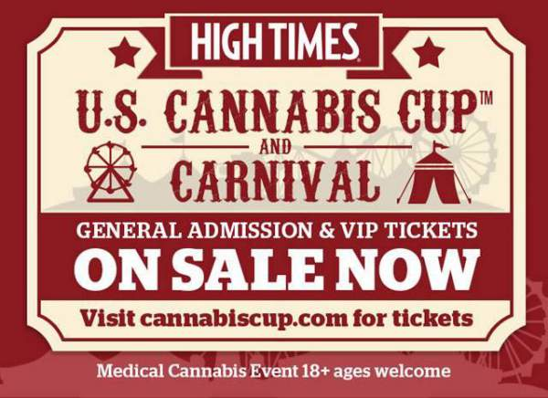 2016 U.S. Cannabis Cup & Carnival