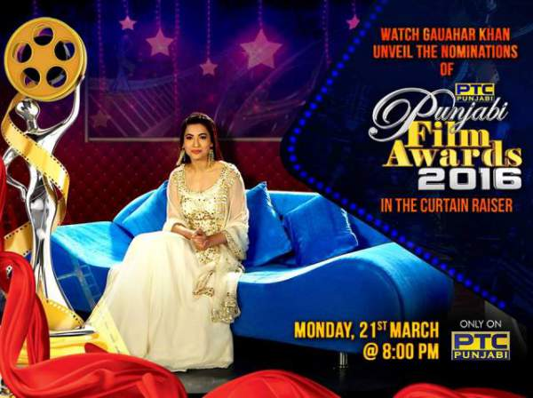 PTC Punjabi Film Awards 2016 Winners List | The Reporter Times