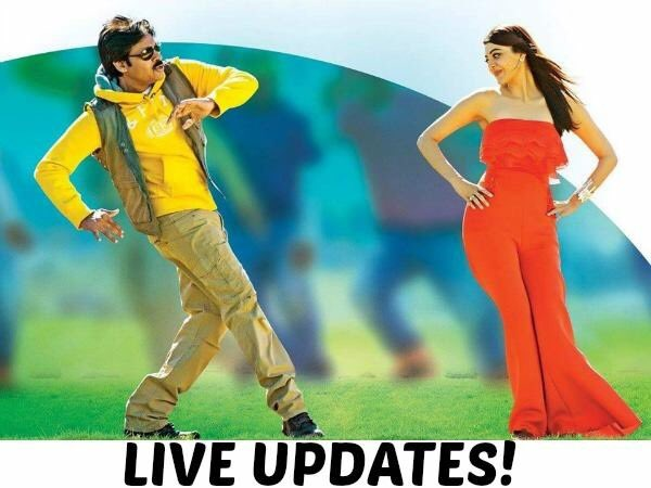 Sardaar Gabbar Singh 2nd Day Collection 2 Days SGS 1st Saturday Box Office