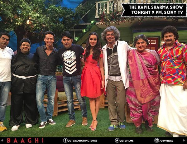 The Kapil Sharma Show 8th May 2016