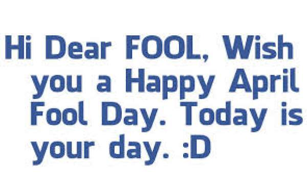 April Fools Day 2016 Jokes Pranks Pictures Images Messages Ideas