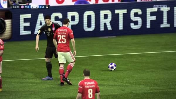 Bayern Munich vs Benfica Live Streaming