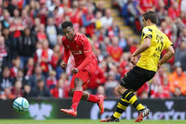 Borussia Dortmund vs Liverpool Live Streaming
