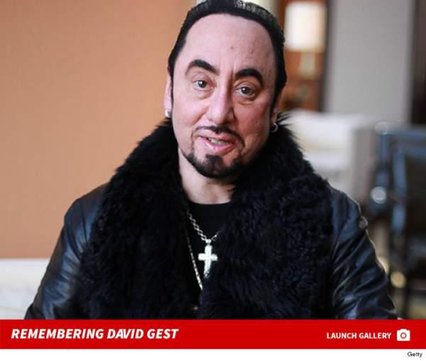 David Gest Dead