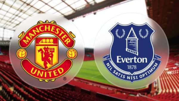Hasil gambar untuk Manchester United vs Everton