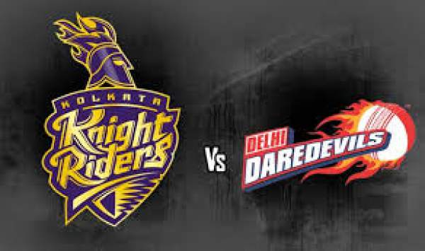 Kolkata Knight Riders vs Delhi Daredevils Live Streaming