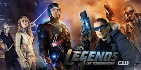 Legends Of Tomorrow Season 1 Episode 10 Review