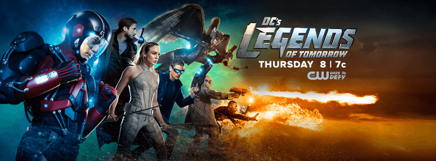 Legends of Tomorrow Season 1 Episode 13