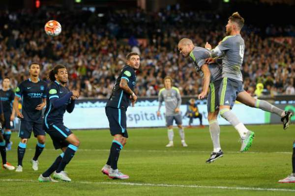 Manchester City vs Real Madrid Live Streaming