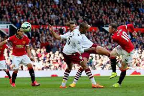 Manchester United vs Aston Villa Live Streaming