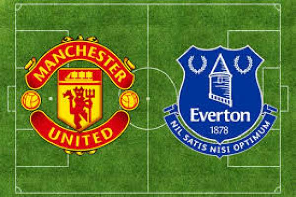 Manchester United vs Everton Live Streaming