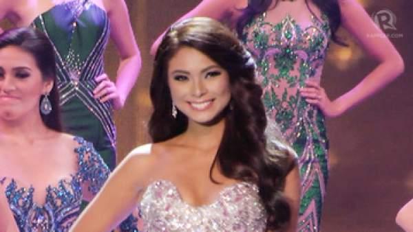 Miss Universe Philippines 2016 Maxine Medina