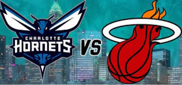 Charlotte Hornets vs Miami Heat Live Streaming
