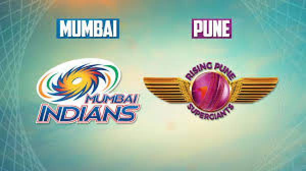 Mumbai Indians vs Rising Pune Supergiants Live Streaming