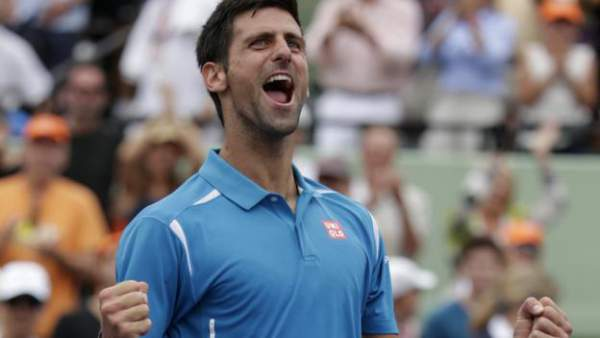 Miami Open 2016 Winner: Novak Djokovic