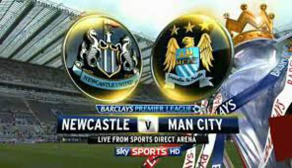 Newcastle United vs Manchester City Live Streaming