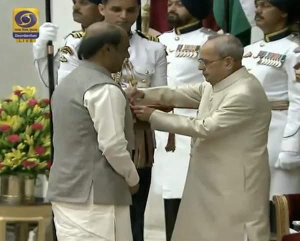 Padma Awards 2016 Winners