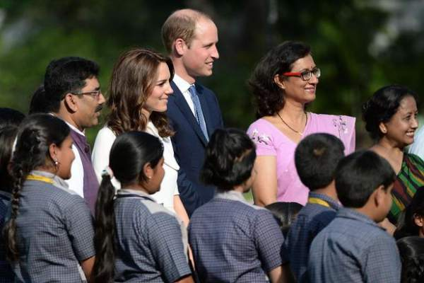 Prince William and Kate Middleton: India Tour Highlights