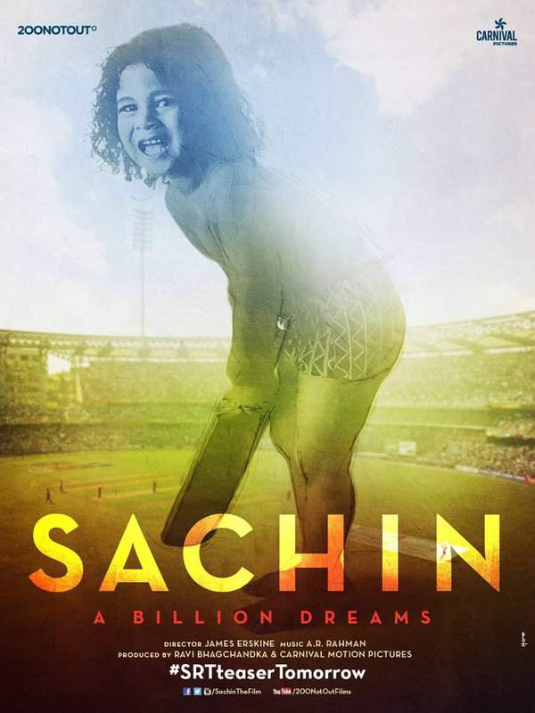 Sachin: A Billion Dreams Movie Review and Rating