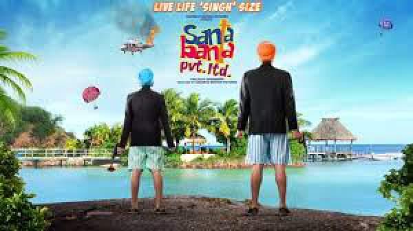 Santa Banta Pvt Ltd Movie Review