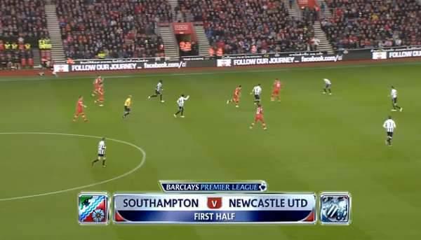 Southampton vs Newcastle United Live Streaming