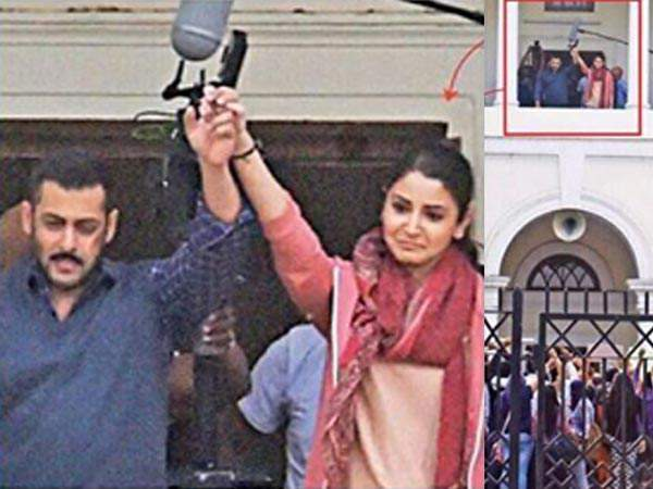 Salman Khan Shoots Intense Scenes For Sultan