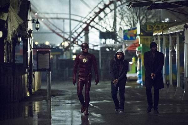 """The Flash"" Season 3 Episode 15 (3x15)"