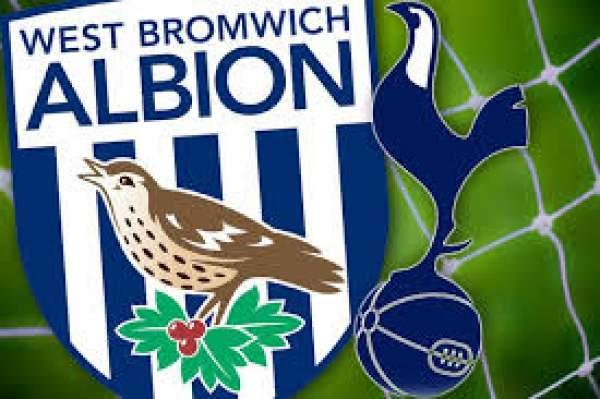 Tottenham vs West Brom Live Streaming