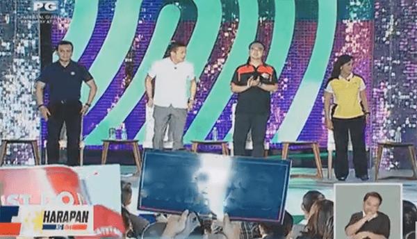 Harapan ng Bise ABS-CBN Vice Presidential Debate