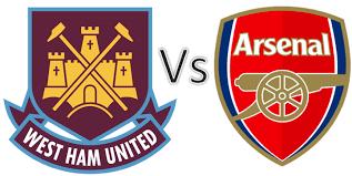 West Ham United vs Arsenal Live Streaming