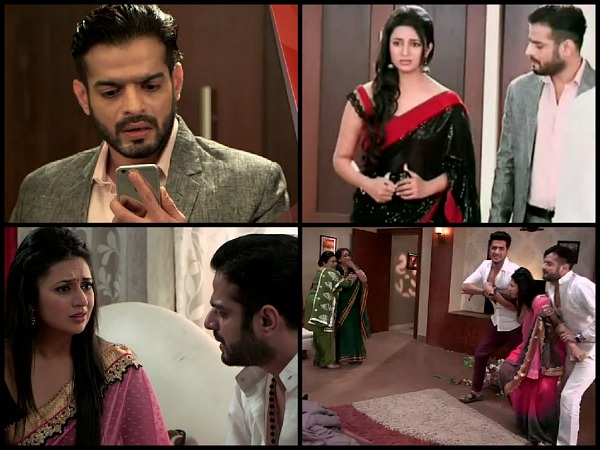 Yeh Hai Mohabbatein 15th August 2016