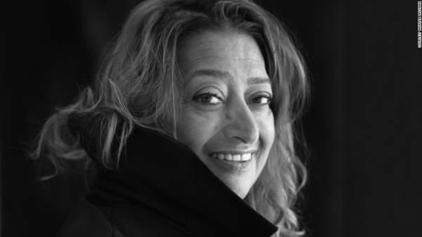 Zaha Hadid Death