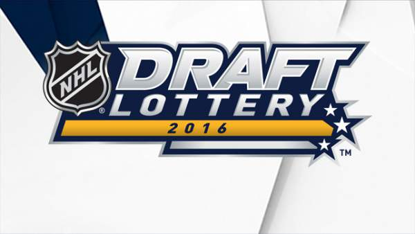 NHL Draft Lotteries Results 2016