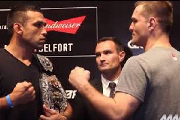 UFC 198 Fabricio Werdum vs Stipe Miocic Live Streaming Watch Online UFC Fight Night Result Winner
