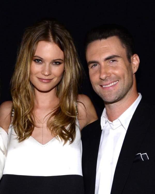 Adam Levine And Girlfriend/Wife Behati Prinsloo: Couple Expecting A Baby Girl